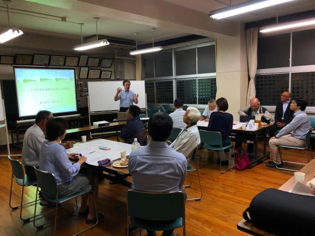 「半田市乙川中学校基本設計のワークショップ 」が開催されました          facebook