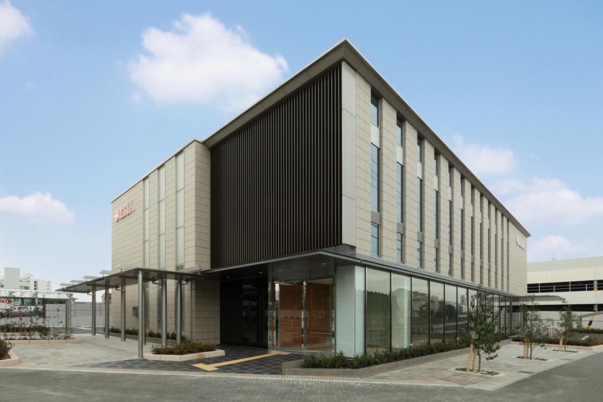 豊田信用金庫トヨタ町支店 竣工しました