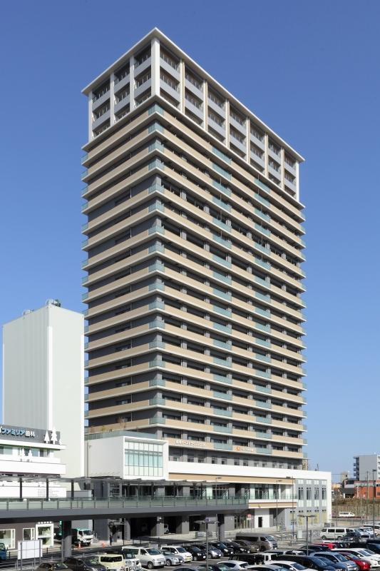 雑誌掲載のお知らせ 「岐阜駅東地区第一種市街地再開発 岐阜イーストライジング24」