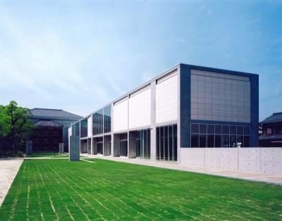 西尾市岩瀬文庫 文化財調査センター展示棟