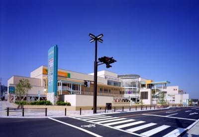 田原中央地区第1種市街地再開発事業 [セントファーレ]