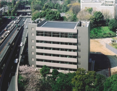警視庁第一機動隊庁舎