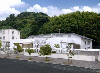 静岡県警察学校武道場