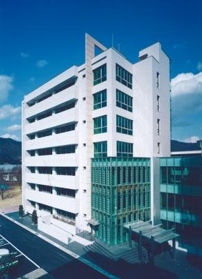 岐阜大学 地域科学部校舎