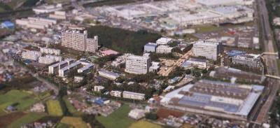 矢崎総業株式会社裾野新開発 [Y-CITY]
