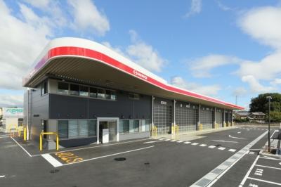 岡山日野自動車株式会社 早島メンテナンスセンター