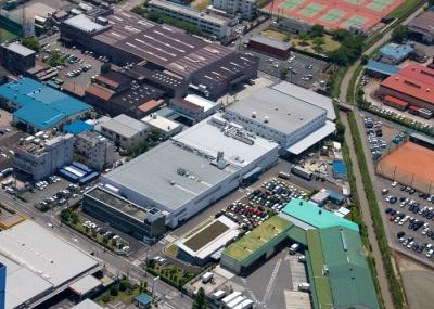 日本メナード化粧品株式会社 稲沢工場