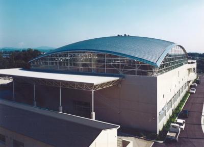 南山国際高等学校・中学校 体育館