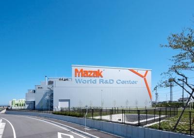 ヤマザキマザック開発研究センター (World R&D Center)