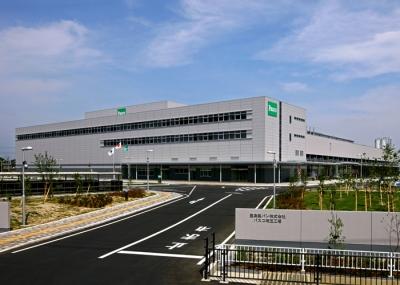 敷島製パン株式会社 パスコ埼玉工場