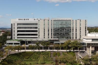 愛知工業大学 八草キャンパス 1号館